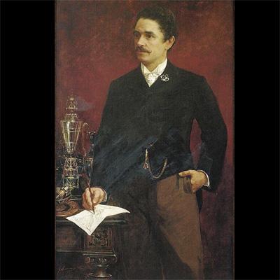 ジュゼッペ・バロヴィエールの肖像